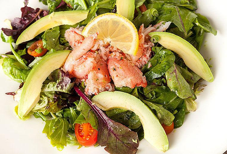 Crab & Avocado Salad