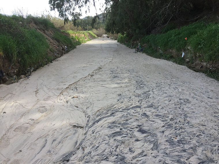 Tijuana River Valley ...