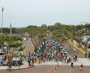 Bike The Bay ...