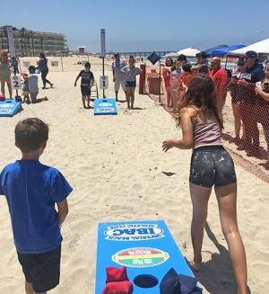 <p>On June 8 the Imperial Beach Athletic Club held its second annual corn hole tournament.</p>