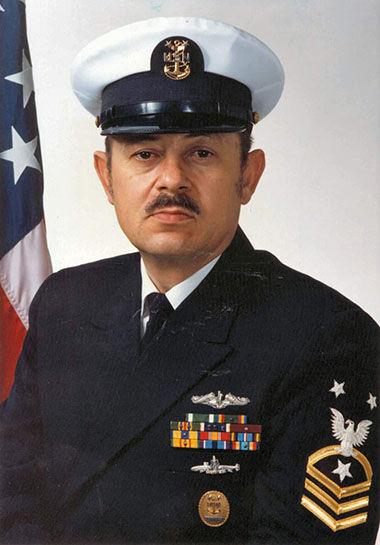 Sergio Moretti Frost, EMCM(SS)/E-9, U.S. NAVY (Ret.)