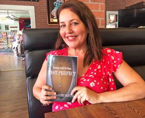 """<p>Betty Sanchez Blevins recently published a book entitled """"Past Perfect"""" partially set in Imperial Beach.</p>"""
