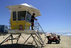The Imperial Beach Liuards Keep Goers Safe All Year Long
