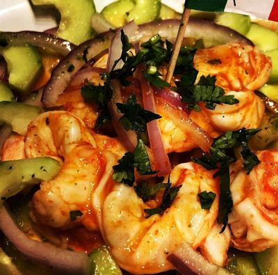 Lumbre Mexican Seafood ...