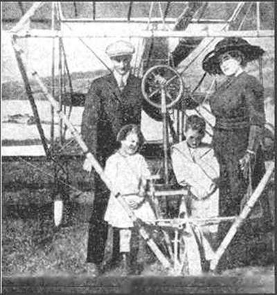 Imperial Beach's Forgotten Aeronauts