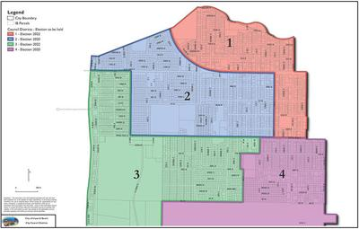 Imperial Beach Voting Districts ...