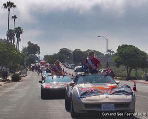 2018 Sun & Sea Festival Parade ...