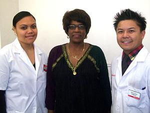 vasiti takataka center was recently hired by cvs pharmacy after graduating from job corps - Cvs Pharmacy Technician Job