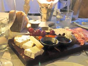 The Cheese Plate ...