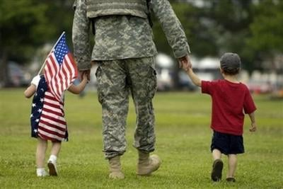 Salute To The Military ...