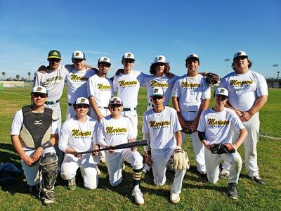 Mar Vista Baseball Alumni Game ...