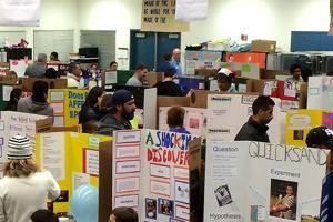 Mendoza Elementary School Science Fair