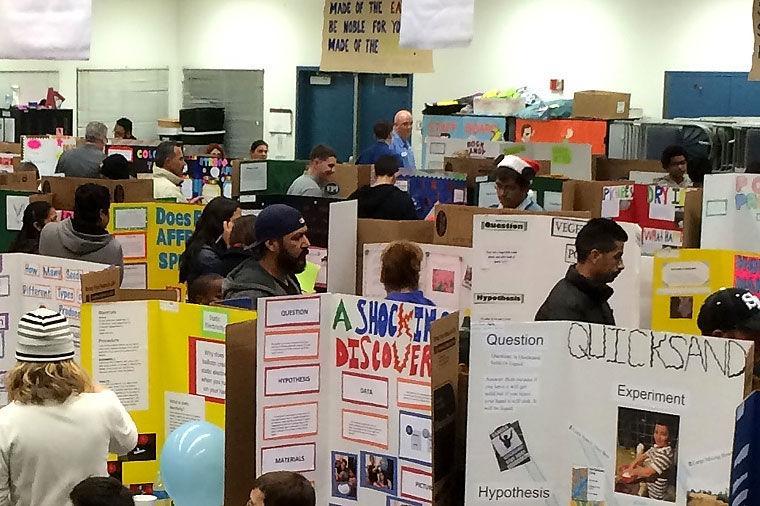 Mendoza Elementary School Science Fair A Success