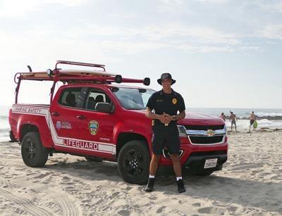 Imperial Beach Marine Safety Chief ...