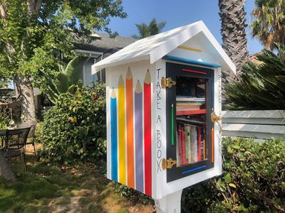 Little Free Library ...