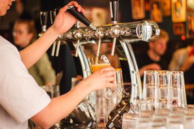 Oktoberfest Beer Bartender Louis Hansel Unsplash.jpg