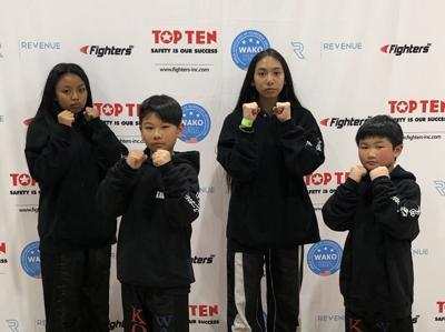 Kickboxing Team