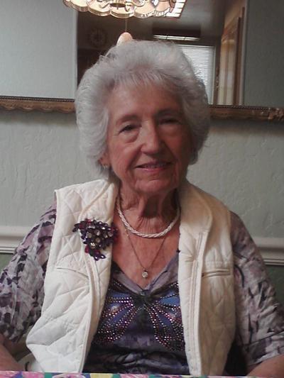 Josephine (Jo) E. Waters