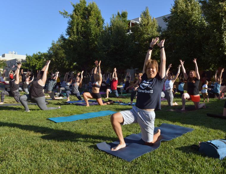 Liv Yoga Day 06-21-19 723