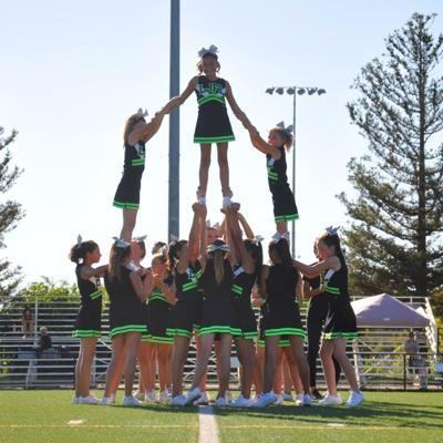 LJFL Cheerleaders