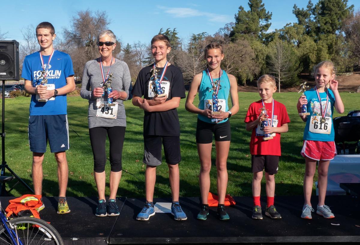 Race to the Flagpole 2020.5K Winners