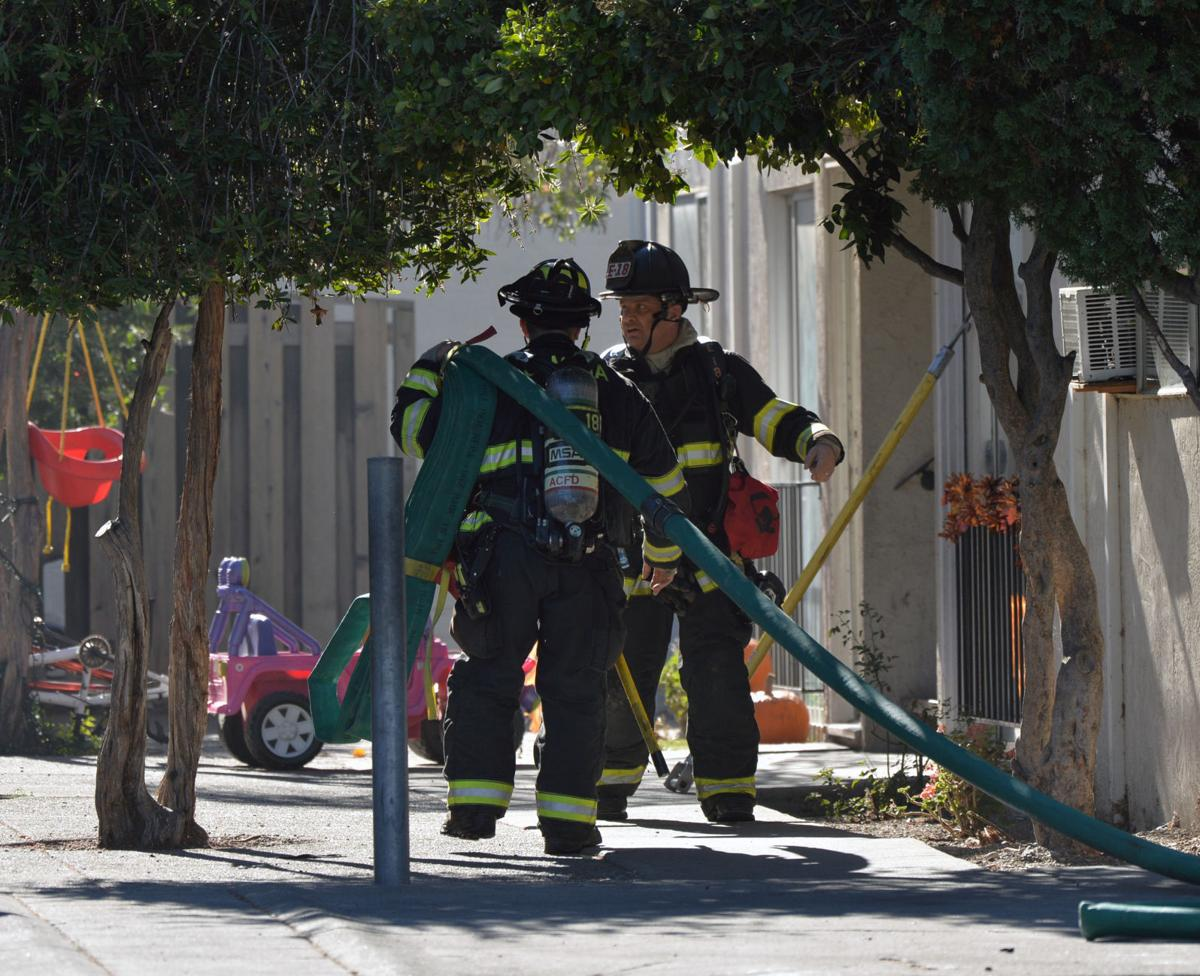 Chestnut Street Fire in Livermore | News | independentnews com