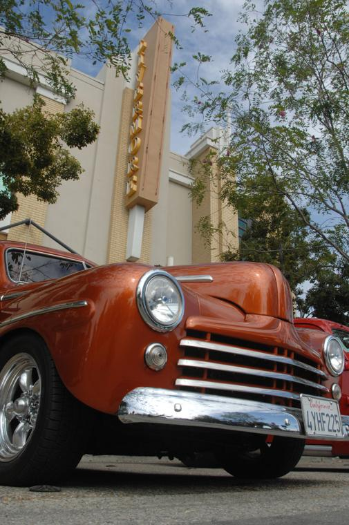 Altamont Cruisers Holds Annual Car Show In Livermore The - Livermore car show