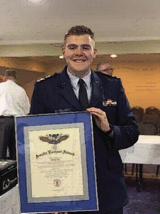 Cadet Eric Beal