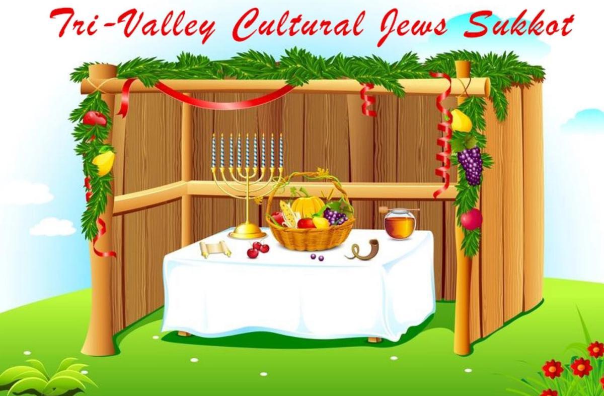 Tri-Valley Cultural Jews Sukkot