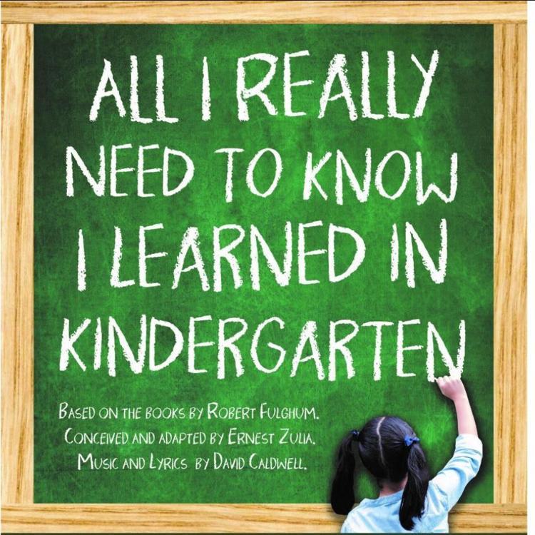 Kindergarten Play