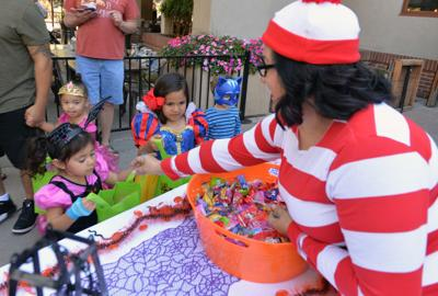 Kidz Town Halloween Hay Day