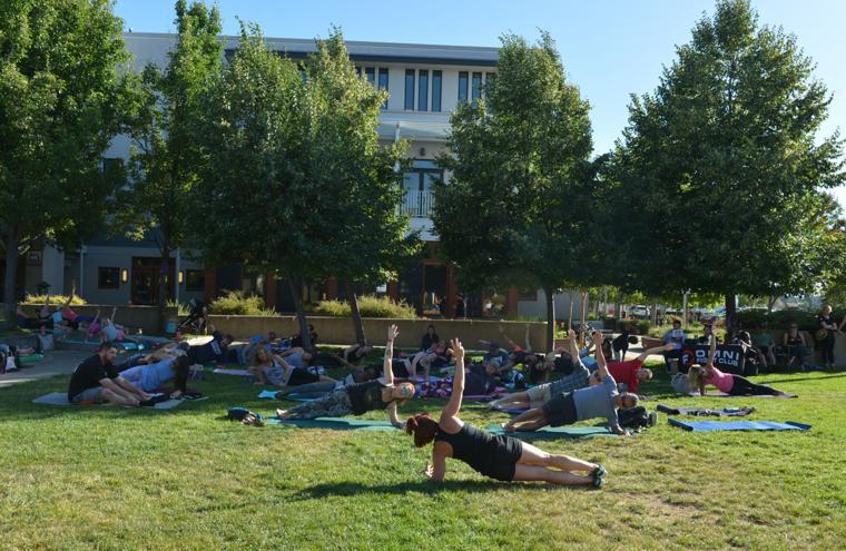 Liv Yoga Day 06-21-19 574