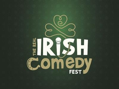 Real Irish Comedy logo