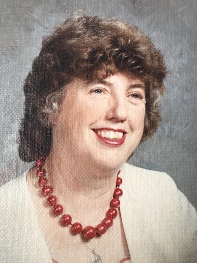 Rev.Sally Ann Sutton Bystroff