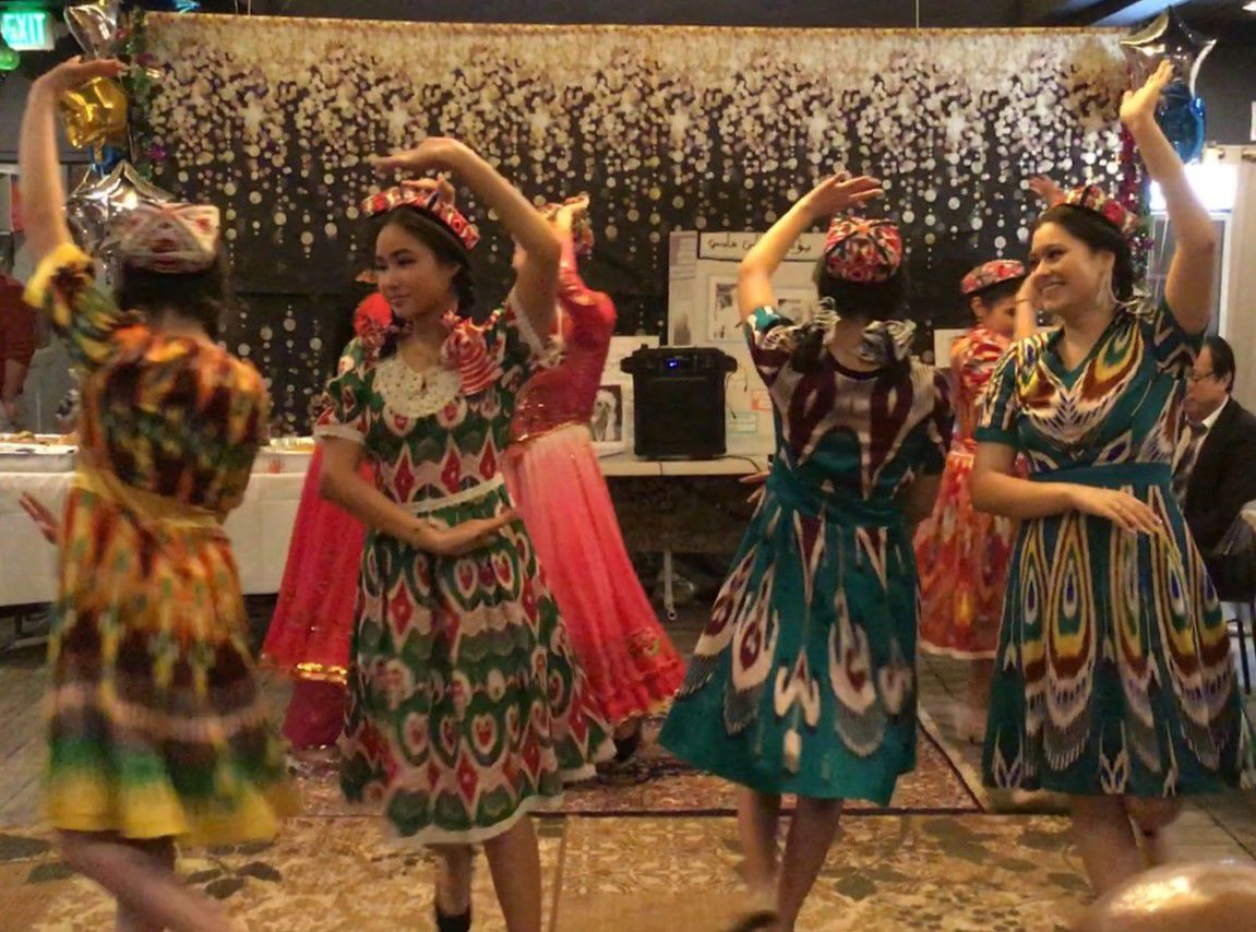 Museum on Main - Uyghur Dance Group