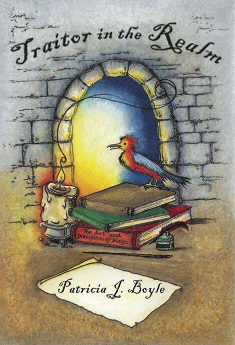 LIV - Local Author - Fantasy Novel -Traitor Front Cover.tif