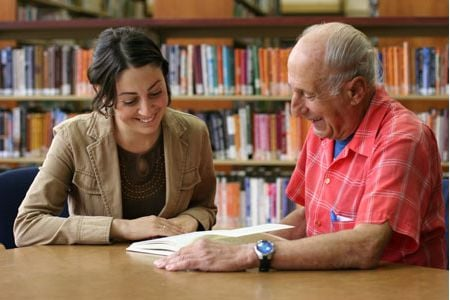 Change a life!  Become a volunteer tutor.