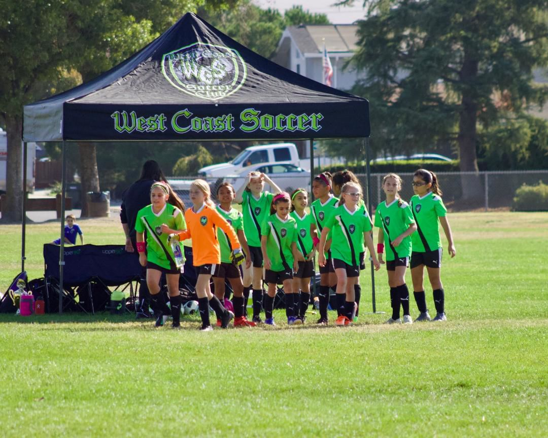 WEST COAST SOCCER WOLFPACK U11 GIRLS WIN TWO
