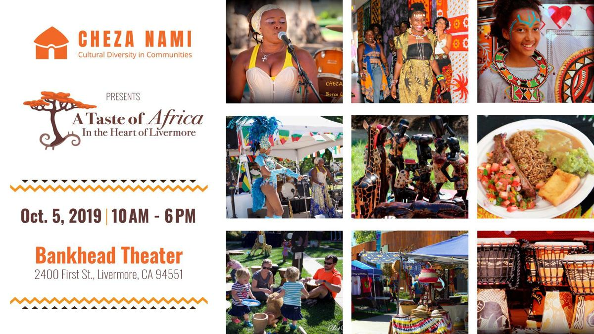 Taste of Africa at the Bankhead Theater