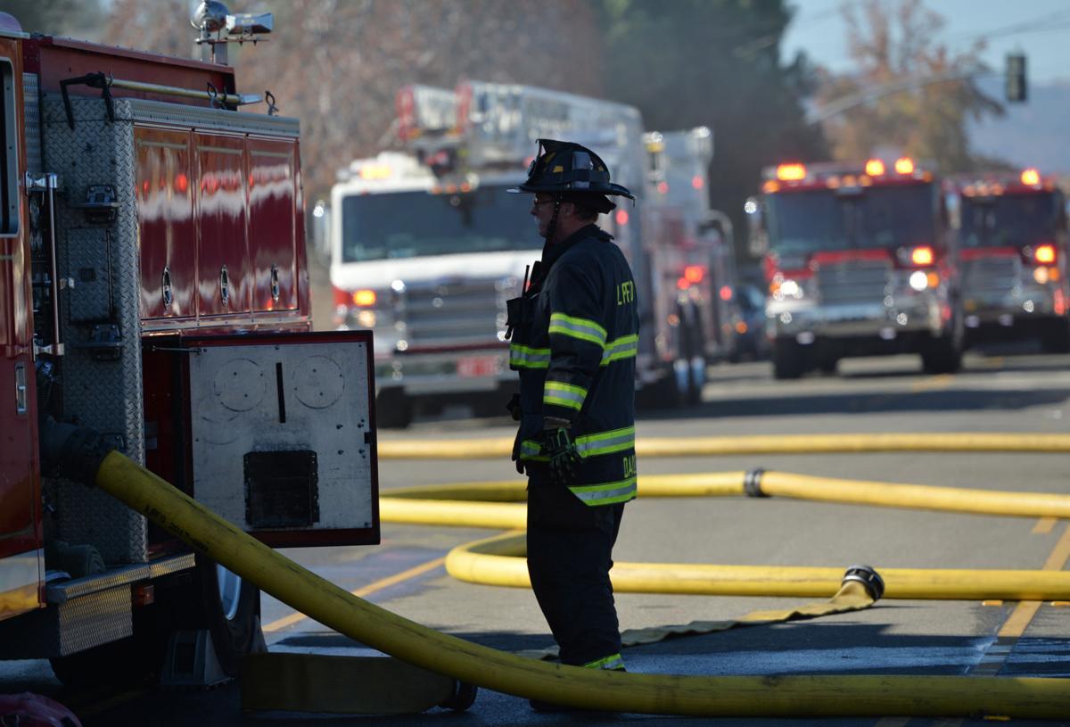 Chestnut Street Fire in Livermore | News | independentnews com