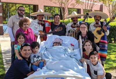 Stanford Health Care-ValleyCare Terminal Patients Granted a Wish