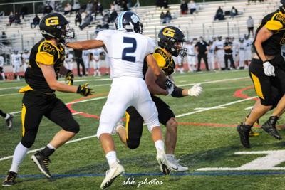 Granada High School Crushes Dougherty Valley 41-7