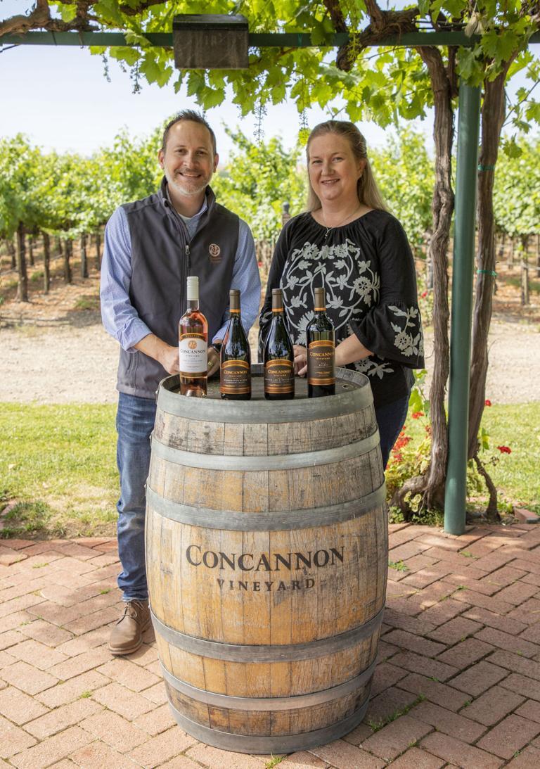 A Look Inside Concannon's Winning Wines
