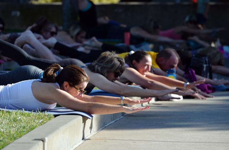 Liv Yoga Day 06-21-19 165