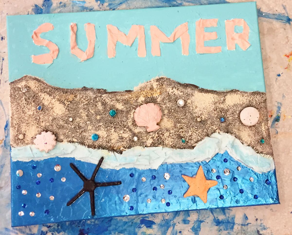 Summer Art at the Bothwell