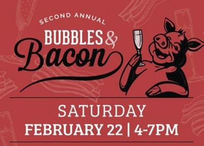 Bubbles and Bacon