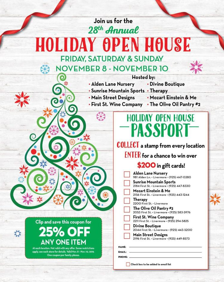 28th Annual Open House