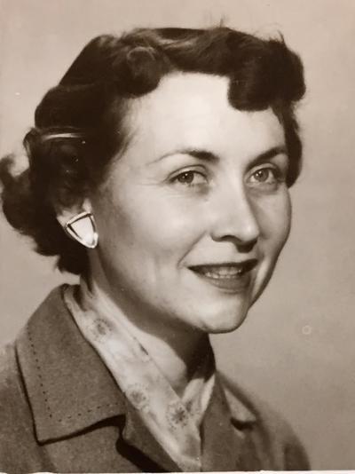 Barbara Lorraine (Bowers) Bawden
