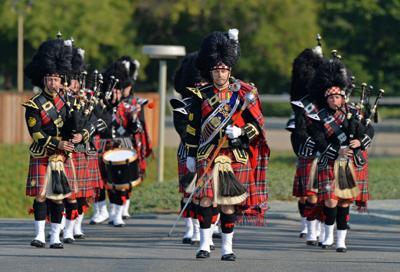 The 154th Consecutive Scottish Highland Gathering