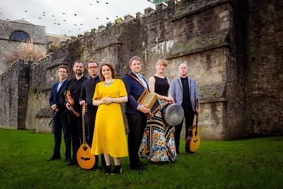 Traditional Irish ensemble Danú